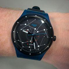 #Swatch SISTEM BLUE http://swat.ch/1jttqmT ©ekg2009
