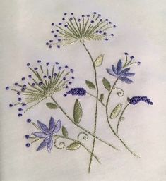 Wonderful Ribbon Embroidery Flowers by Hand Ideas. Enchanting Ribbon Embroidery Flowers by Hand Ideas. Crewel Embroidery Kits, Embroidery Flowers Pattern, Learn Embroidery, Silk Ribbon Embroidery, Embroidery Needles, Hand Embroidery Designs, Vintage Embroidery, Machine Embroidery, Embroidery Books