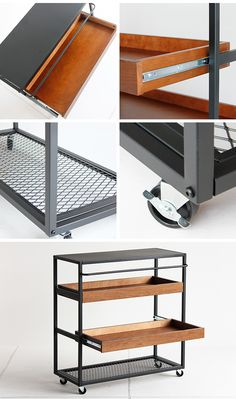 Steel Furniture, Bar Furniture, Kitchen Furniture, Furniture Design, Home Office Design, House Design, Modern Industrial Furniture, Architecture 3d, Deco Originale