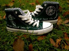 Lord of the Rings Shoes by Fandom Shoes https://www.facebook.com/pages/Fandom-Shoes/277769042364901