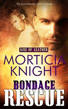 Awesome review from Christy Duke at Rainbow Book Reviews :-) http://www.rainbowbookreviews.com/book-reviews/bondage-rescue-kiss-of-leather-3-by-morticia-knight-at-pride-publishing