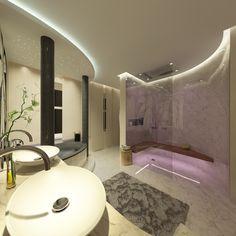 was bedeutet wellness ein bad design high end lichtdesign exklusive luxus b der und eine. Black Bedroom Furniture Sets. Home Design Ideas