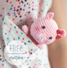 Croby Patterns | FREE Crochet Pattern – Amigurumi Piggy Bella **FREE PATTERN as at 11th January 2016**