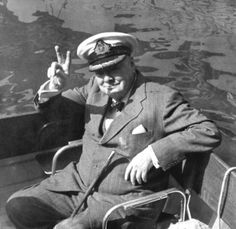 Sir Winston Churchill's Life In Pictures