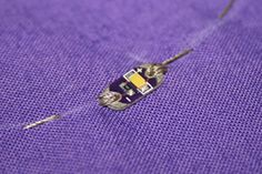 This is a link to the MIT Media Lab High Low Tech page that has resources about electronics and textiles.  The workshop facilitator's guide for getting hands on with soft circuits is really excellent.
