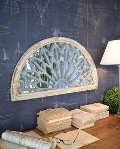 Specchio finestra ad arco - Mobilia Store Home & Favours Decor, Home Decor, Decorative Tray