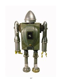 More Amazingly Cool Robot Art | VINTY - vintage shopping & inspiration