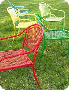 painted metal patio furniture. Fine Furniture Throughout Painted Metal Patio Furniture I