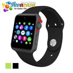 Bluetooth Smart Watch IWO 1:1 MTK2502C Wearable Devices Sync Notifier Support SIM Card for Apple Ios Iphone Android Phones Ikeacasa Montre Orologio Uhr часы Reloj