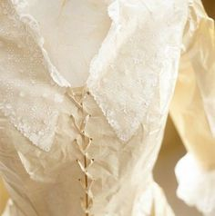 Robe Papier - ISABELLE_DE_BORCHGRAVE