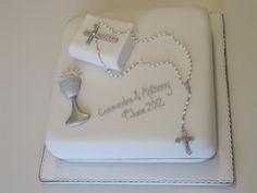 first communion cake - Buscar con Google
