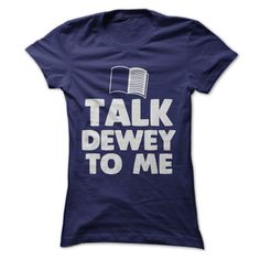 Talk Dewey To Me #Books Because of the Dewey decimal joke earlier- which had nothing to do with anything related to a library.
