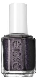 "haute tub, winter 2015 ""jet black with amethyst fire"" -- deeps by essie"