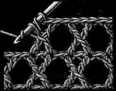 Heirloom Crochet - Vintage Crochet Stitches - DMC ✿⊱╮Teresa Restegui www.:separator:Heirloom Crochet - Vintage Crochet Stitches - DMC ✿⊱╮Teresa Restegui www. Mode Crochet, Learn To Crochet, Crochet Motif, Crochet Crafts, Knit Or Crochet, Crochet Projects, Crochet Tutorials, Double Crochet, Crochet Stitches Patterns