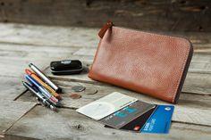 3514 Corner Wallet Long ver.2 by HEVITZ on Etsy