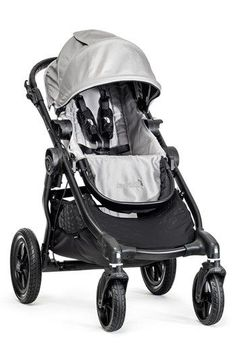 Baby Jogger 'City Select' Single Stroller Silver One Size love this color