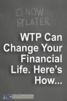 """Willingness To Pay"" - How It Can Change Your Financial Life."