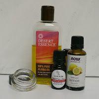 la vie en rose: DIY All Natural Perfume (solid + liquid)
