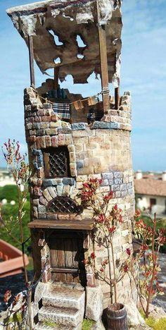 プリングルスからミニチュアの塔12