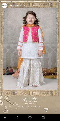 Eshaal Eid dress Baby Girl Frocks, Frocks For Girls, Kids Frocks, Kids Indian Wear, Kids Ethnic Wear, Wedding Dresses For Kids, Little Girl Dresses, Pakistani Kids Dresses, Eid Dresses