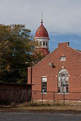 Babcock Building (Tim Conway) Tags: travel november winter urban fallleaves usa building tower history fall abandoned tourism sc leaves architecture america buildings hospital walking photography us peeling industrial state cola south united sightseeing southcarolina rusty columbia eerie structure spire dome carolina ghosttown disused states facility babcock mentalhealth 2012 rundown mental pyschiatric fallcolours southcarolinalunaticasylum departmentofmentalhealth babcockbuilding ...