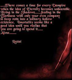 Lestat - Best vampire ever