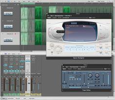 Logic Pro 9 Tutorial: Step Sequencing Using Logic's ES2 - MusicTech