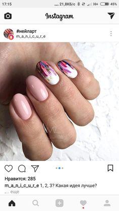 21 ideas for nails colors ideas gelish Gelish Nails, Red Nails, Manicure And Pedicure, Hair And Nails, Cute Nails, Pretty Nails, Powder Nails, Long Nails, Nails Inspiration