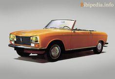 1970 Peugeot 304 Cabrio