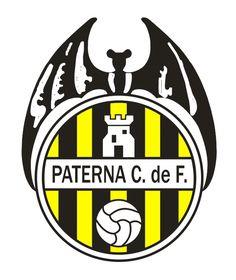 1934, Paterna CF (Paterna, Comunidad Valenciana, España) #PaternaCF #Paterna #Valencia (L19118) Football Team Logos, Sports Logos, Team Mascots, Great Logos, Juventus Logo, Premier League, Soccer, Herb, Spain