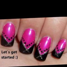 Cool pattern to remember to do in different color combinations;)