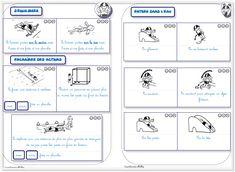 Carnet de nageur CP - Saperlipopette