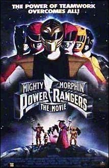 MIGHTY MORPHIN POWER RANGERS: THE MOVIE // usa // Bryan Spicer 1995