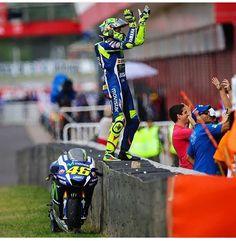 Valentino Rossi GP Argentina 2016.