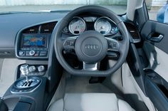 If you happen to like following the latest happenings of the auto world, you will need to have noticed among the emerging traits in this sphere these ... #Audi #CarInterior Audi R8 Interior, Automotive Group, Interior Concept, Interior Photo, Performance Parts, Happenings, Concept Cars, Events