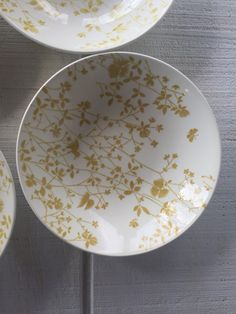 Mid Century China Sheffield ironstone Golden by Kitchen Fan, Sheffield, Cup And Saucer, Serving Bowls, Mid Century, China, Plates, Dishes, Tableware
