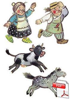 Le petit bonhomme de pain d'épice - les marottes: Gingerbread Man Activities, Cactus Cat, Petite Section, Fairy Tales, Retro, Gnomes, Discipline Children, Alsace, Icecream