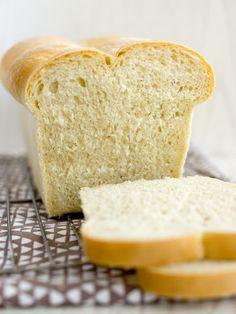 Pradobroty: Toastový máslový chléb