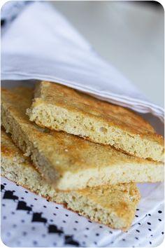 Kesobröd/Cottage Cheese Bread
