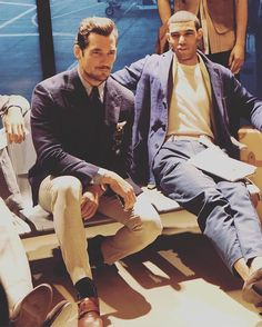 @davidgandy_official at @privatewhitevc departures lounge for SS17 #lcm #londoncollectionsmen #davidgandy #privatewhitevc #menswear #mensfashion #menstyle #aboutalook #currentlywearing #outfitpost #stylegram #styleoftheday #fashionlover #fashiondaily #fashioninspiration #fashiondiaries #fashionblogger #fashionaddict #styleinspiration #styleblogger #styleblog #styleinspo #fashionpost #wiw #instastyle #mode #wear #fashionstyle#makeyousmilestyle