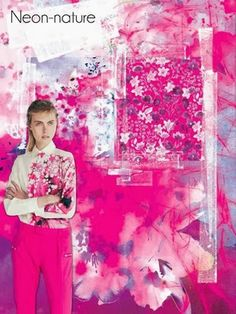 FASHION VIGNETTE: TRENDS // PRINTS + MORE . SPRING/SUMMER 2015