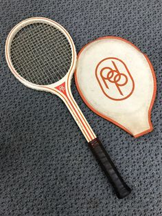 best cheap 23209 1a319 Advertisement(eBay) Vintage Fiberstaff Tennis Racket Racquet