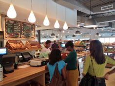 New MARKET at Blue Haven - gourmet deli and groceries right at the resort, makes provisioning a breeze! (Turks & Caicos)