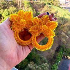 Diy Lace Earrings, Crochet Earrings, Instagram, Bracelets, Jewelry, Fashion, Ear Rings, Feminine, Stud Earrings