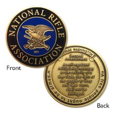 NRA Collectible Coin - $9.95