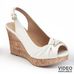 c5c4bb6c227 Super cute summer shoes.  lt 3 Peep Toe Shoes