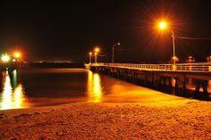 Playa  y  Muelle  de  Tomé http://fc-foto.es/30639159
