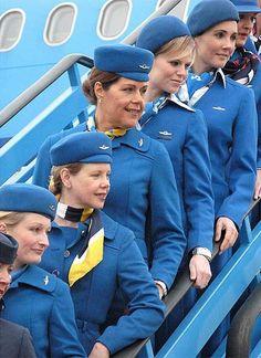 Comissários da KLM | Comissários do Brasil