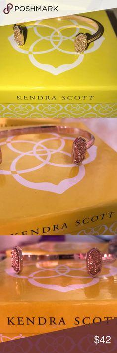 Kendra Scott Bracelet Rose gold Kendra Scott bracelet Kendra Scott Jewelry Bracelets