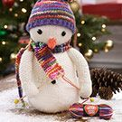 Holiday Collection knitting projects from Redyarn
